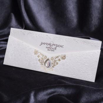 İklim Wedding Davetiye 8183