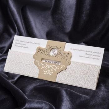 İklim Wedding Davetiye 8254
