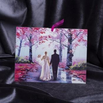 İklim Wedding Davetiye 8286